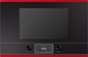 Küppersbusch Einbau-Mikrowelle MR 6330.0 S8 Hot Chili