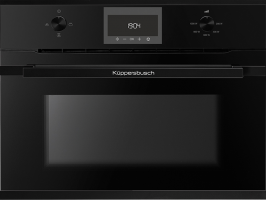 Küppersbusch Einbau-Mikrowelle CM 6330.0 S5 Black Velvet