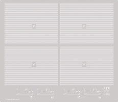 Küppersbusch Induktions-Kochfeld KI 6800.0 GR