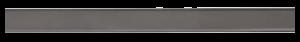Küppersbusch Designleiste Black Chrome Zub.-Nr. DK 2002