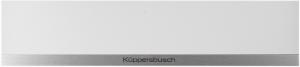 Küppersbusch Glasfront Weiß Zub.-Nr. ZC 8022