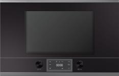 Küppersbusch Einbau-Mikrowelle ML 6330.0 S3 Silver Chrome
