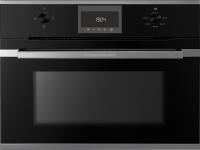 Küppersbusch Einbau-Mikrowelle CM 6330.0 S3 Silver Chrome