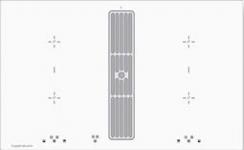 Küppersbusch Induktions-Kochfeld KMI 8500.0 WR
