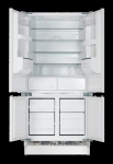 Küppersbusch Einbau-Kühl-Gefrierkombination IKE 4580-1-4 T