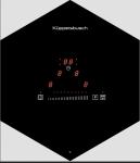 Küppersbusch Waben-Induktions-Kochfeld EKWI 3740.0 S