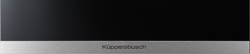 Küppersbusch Einbau-Wärmeschublade WS 6014.1 J1 Design Edelstahl