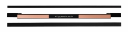 Küppersbusch Griff Black Velvet/Einleger Copper DK 5013