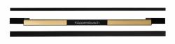 Küppersbusch Griff Black Velvet/Einleger Gold DK 5014