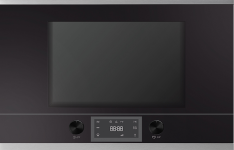 Küppersbusch Mikrowelle ML 6330.0 S0 Designkit Edelstahl beiliegend