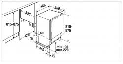 Küppersbusch Geschirrspüler G 4350.0 v vollintegrierbar
