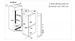 Küppersbusch Kühl-Gefrierkombination IKE 2590-2-2 T