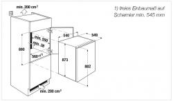 Küppersbusch Gefrierschrank ITE 1260-2