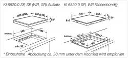 Küppersbusch Induktions-Kochfeld KI 6520.0 SE