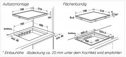 Küppersbusch Induktions-Kochfeld KI 8120.0 SR