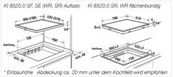Küppersbusch Induktions-Kochfeld KI 8520.0 WR