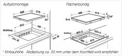 Küppersbusch Induktions-Kochfeld KI 9330.0 SR