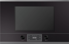 Küppersbusch Einbau-Mikrowelle MR 6330.0 S3 Silver Chrome