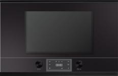 Küppersbusch Einbau-Mikrowelle MR 6330.0 S5 Black Velvet